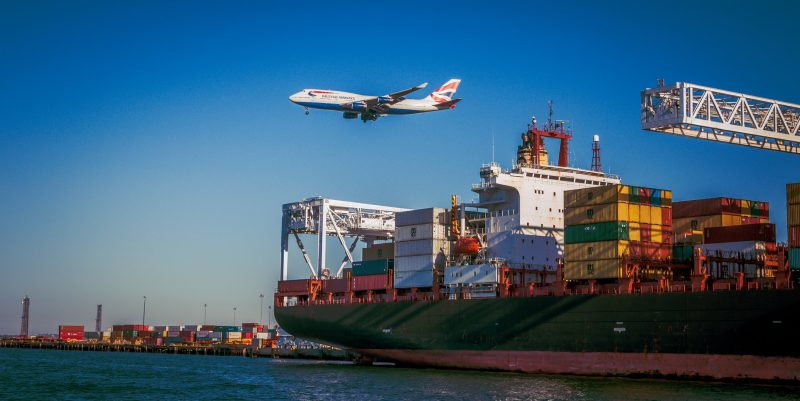 ship and airplane | Customs Clearance World