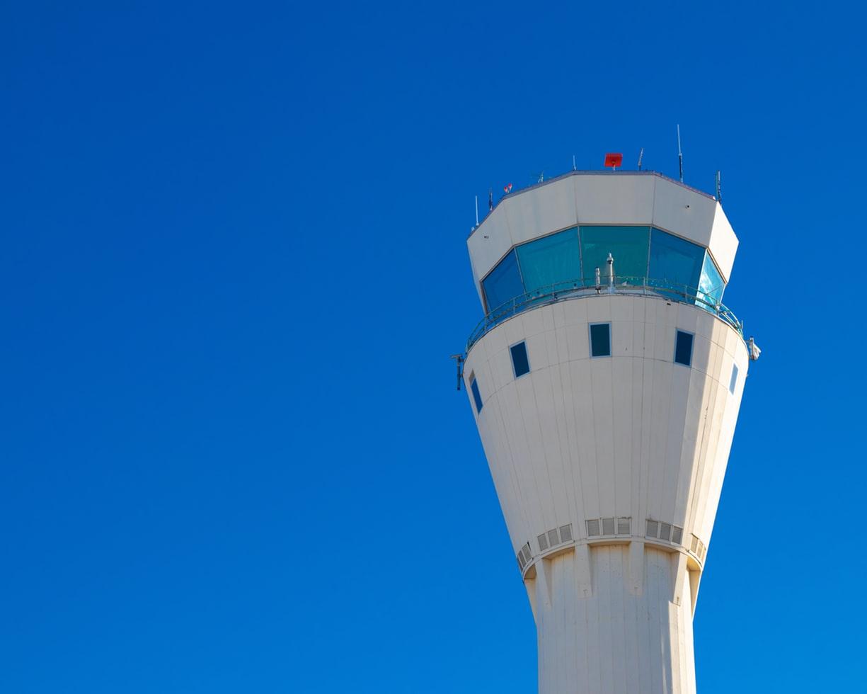 Airplane Control Centre