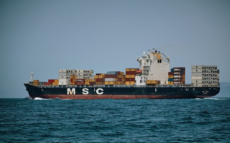 Ship carrying Containers | Customs Clearance World