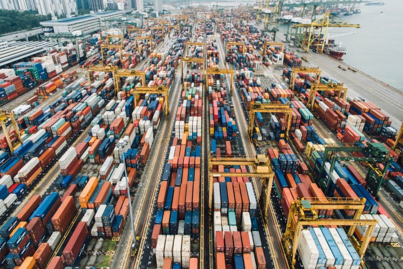 Shipping Container Yard | Customs Clearance World