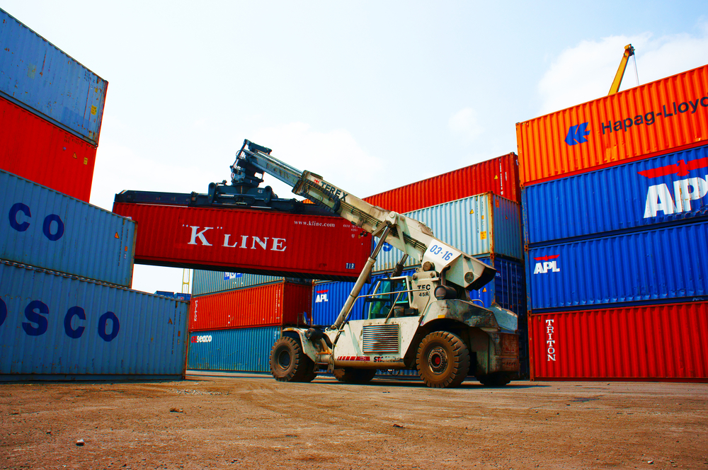 Importing Heavy Machinery - freight forwarding sydney