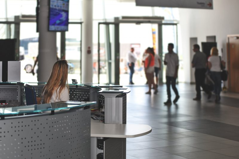 Airport Reception | Customs Clearance World