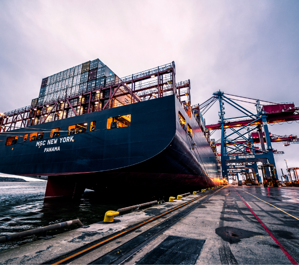 Freight Ship | Customs Clearance World